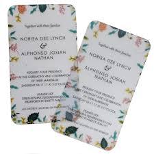 Plastic Business Card Printing Plastic Card Printing White Frosted And Clear Plastic Business