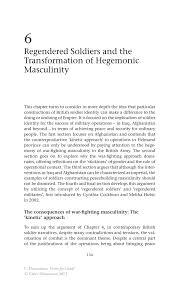 hegemonic masculinity essay math problem essay tips