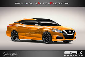 nismo nissan maxima rendering detroit bound nissan maxima concept