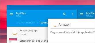 android apk shell installer how to sideload an android app from an apk on a chromebook