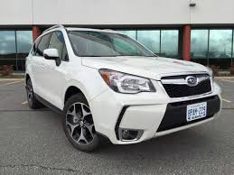 2016 subaru forester 2 0xt limited w technology package www