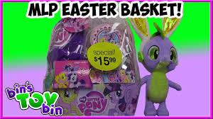 my pony easter basket my pony easter basket 2016 unboxing what s inside bin s