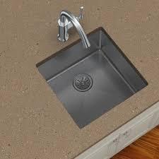 Under Mount Kitchen Sink by Elkay Crosstown 18 5