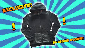 jeromeasf brand new exclusive hoodie youtube