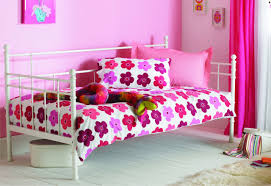 inspiring space saving bedroom decoration with various metal
