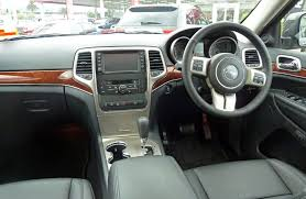 2011 jeep grand cherokee information and photos zombiedrive