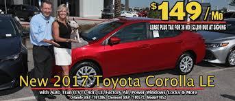black friday used car deals 2017 toyota of orlando used cars u0026 new toyota dealership orlando fl