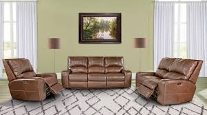 Power Sofa Recliners Leather Parker Living Swift Power Recliner Leather Loveseat Urban Living