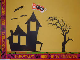 halloween bulletin board classroom decoration cricut forums
