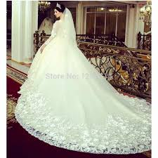 Vintage Ball Gown Strapless Tulle Wedding Dress With Detachable Vintage Wedding Dresses Corest 2017 Luxury Flowers Lace Puffy
