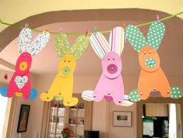 Easter Bunny Decorations Make by Easter Bunny Crafts For Kids My House Rabbit