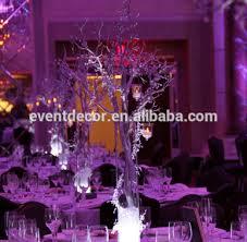 crystal wedding tree centerpieces crystal wedding tree