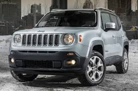 silver jeep liberty with black rims 2016 jeep renegade pricing for sale edmunds