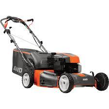 husqvarna self propelled lawn mower hu725awdbbc review loyalgardener