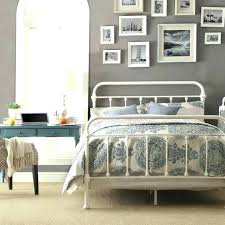 King Metal Headboard Metal Headboard Footboard King Metal Bed Frame Headboard Intended