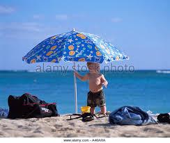 Hawaii travel umbrella images Hawaii beach parasol stock photos hawaii beach parasol stock jpg