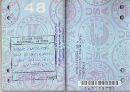 certificate of loss of nationality canceled us passport