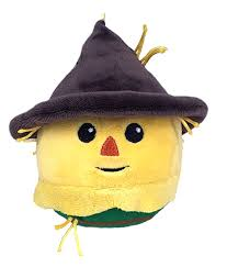 hallmark gifts fluffball wizard of oz scarecrow stuffed plush