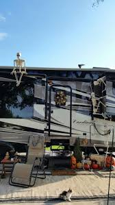 halloween city decorations 12 best my rv decorations images on pinterest rv decorations