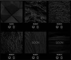 ecran noir des fonds d écran presque noirs pour vos mac et iphone macgeneration