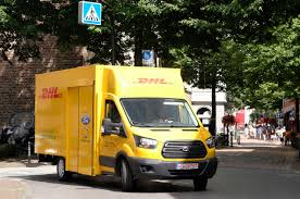 ford courier with lexus v8 for sale ford dhl group work together on electric delivery vans motor trend