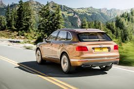 new bentley truck new bentley bentayga will spawn a seven seater 187mph suv by car