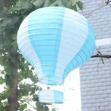 wholesale paper lantern air balloon paper