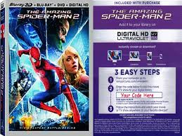 the amazing spiderman 2 hd bluray download code http www listia