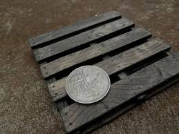 cheap mini pallet coasters 4 steps with pictures