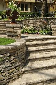 best 25 stone wall gardens ideas on pinterest retaining wall