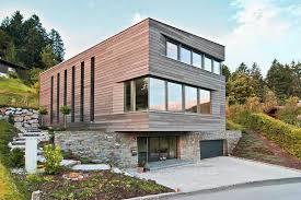 moderne holzhã user architektur moderne holzhäuser aussen design ideen haus dekoration