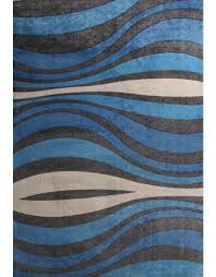 Blue Modern Rug Collection Blue Modern Rug 551 Blue Contemporary Rugs Cynthia Ajill
