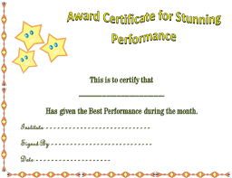 free printable certificates for kids save word templates