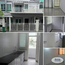 dua villas 2 storey house nearby penang airport