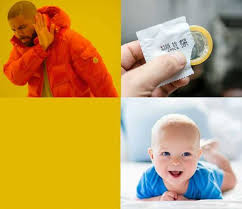 Memes De Drake - dopl3r com memes drake prefiere sin condon pero no esta con el bebé