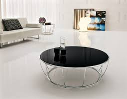 black and glass coffee table elegant modern glass coffee tables most elegant round coffee tables