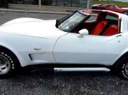 1978 white corvette 1979 white corvette t top