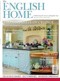 the english home interior design bathroom