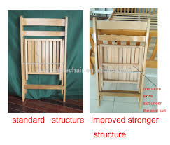 wood slat folding chair wood slat folding chair suppliers and
