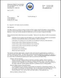 checklist and application copy information