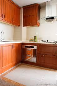 Cherry Kitchen Cabinets 90 Best Cherry Color Kitchens Images On Pinterest Cherry Kitchen