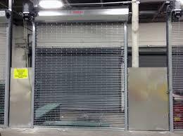 Security Overhead Door Security Grilles Overhead Door