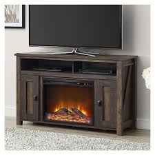 Tv Stand With Fireplace Amazon Com Altra Furniture Farmington 50