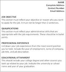 job skills examples for resume highschool resume rockcup tk basic