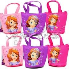 princess candy bags 12 pcs sofia the princess candy bags mini coin purses party