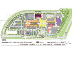 residential site plan avalon uli studies