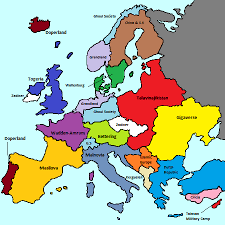 europe map by country nationstates view topic looking for countries to fill out