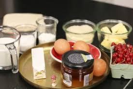 herve cuisine galette des rois recette galette des rois frangipane 2018 nougat et groseilles