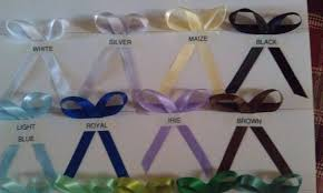 favor ribbons personalized ribbon for party favors 50
