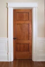 Painting 6 Panel Interior Doors Best 25 Oak Interior Doors Ideas On Pinterest Oak Doors